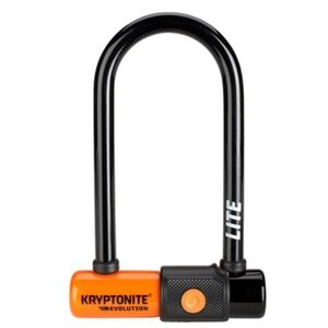 KRYPTONITE EVOLUTION LITE MINI 6 U LOCK BICYCLE